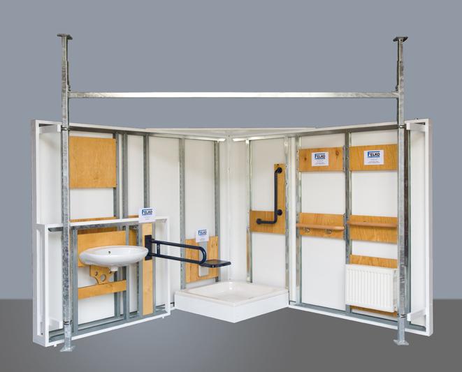 felko bau systeme traversen st tzen unterkonstruktion. Black Bedroom Furniture Sets. Home Design Ideas